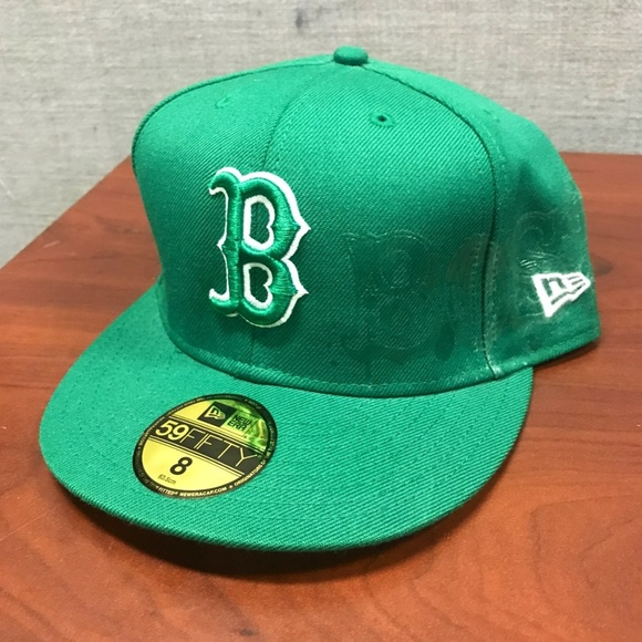 c1fab4357 NWT Boston Red Sox Special Edition Fitted Mens Hat